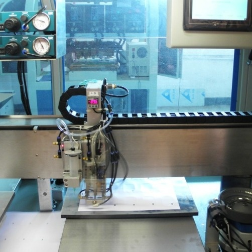 Contactless Module IC-Picking plaçant machine YPP-4000